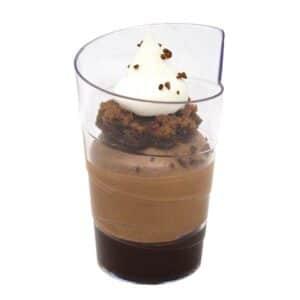 Mini Plastic Dessert Cups