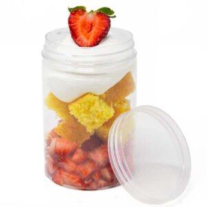 Disposable Plastic Mason Jar